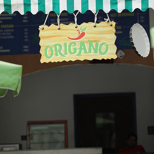 The Oregano Restaurant